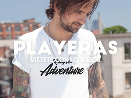 Playeras 2 - Inicio