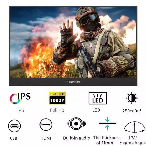 13218049452042196217 555x555 - Monitor portátil 17,3 pulgadas 1080p FHD IPS LCD
