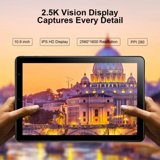 1411323530854823405 555x555 - Tablet Chuwi Hi9+ Helio X27 Deca Core Android 8.0 Pantalla 2K