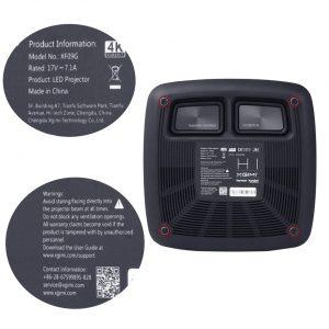 145523364949802387 300x300 - Proyector XGIMI H1 Harman Kardon 1080p 3D 4K UHD