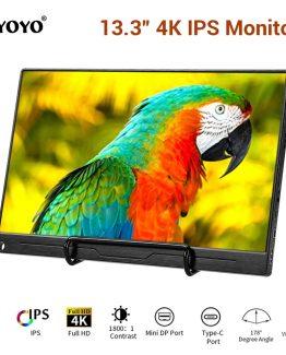 2076363592 988170560 262x325 - Monitor portátil 13,3 pulgadas 4K IPS con HDMI
