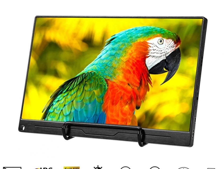 Monitor portátil 13,3 pulgadas 4K IPS con HDMI