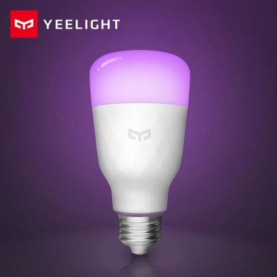 72843342 10217839280166798 3883570679571808256 n 555x555 - Xiaomi Yeelight Bombilla inteligente  LED de 800 lúmenes 10W E27 socket lámpara RGBW