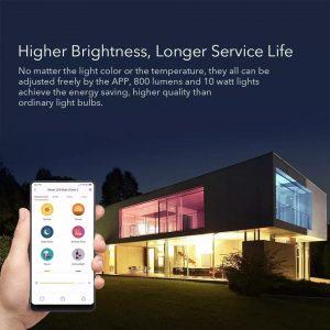 72853446 10217839281526832 7454181630748393472 n 300x300 - Xiaomi Yeelight Bombilla inteligente  LED de 800 lúmenes 10W E27 socket lámpara RGBW
