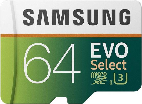 75196242 10217839385329427 7293535770680229888 n 555x405 - Samsung Memoria micro SD Samsung Evo Select XC I3 4K Ready 64 GB