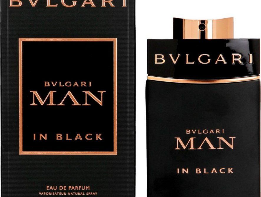 BVLGARI FRAGANCIA MAN IN BLACK 100 ML