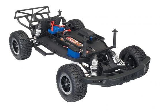 FoxRaptor4 555x384 - Traxxas Ford Raptor Fox