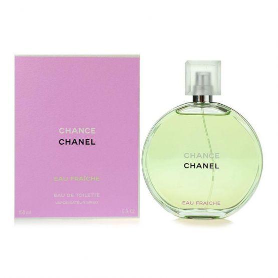 chance fraiche 150 ml perfume dama perfumeria george 1 555x555 - CHANEL CHANCE EAU FRAICHE 150 ML