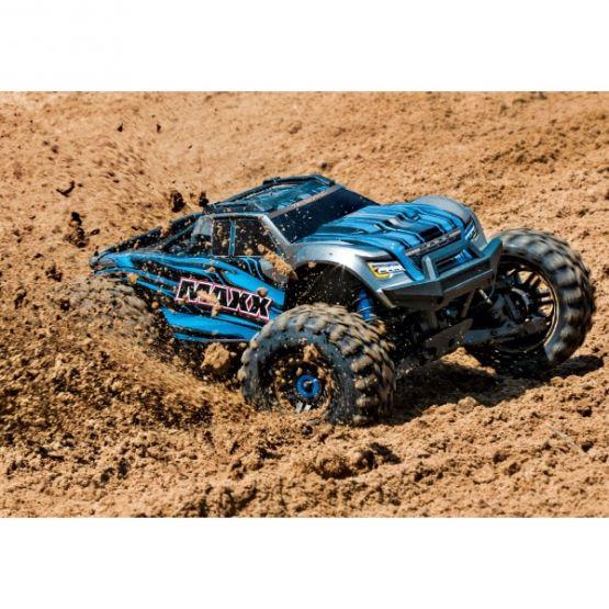 maxx 110 2 555x555 - Traxxas Maxx 4WD RTR Monster Truck