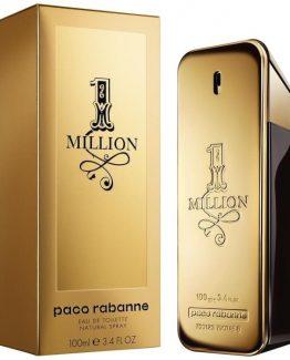 paco rabanne 1 mil 100.8663 262x325 - PACO RABANNE 1 MILLION 100 ML