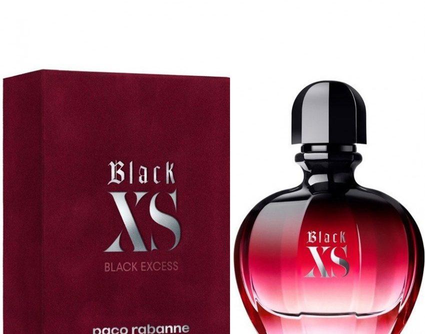 PACO RABANNE BLACK XS 80 ML
