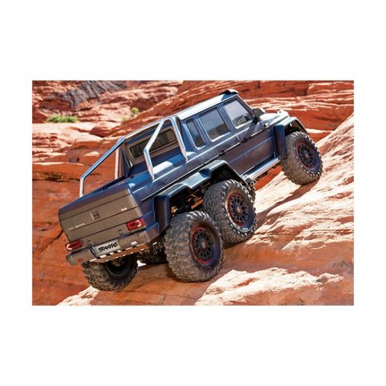 rx 6 scale and trail crawler with mercedes benz 4 555x555 - TRX-6 Mercedes-Benz G63 AMG 6x6