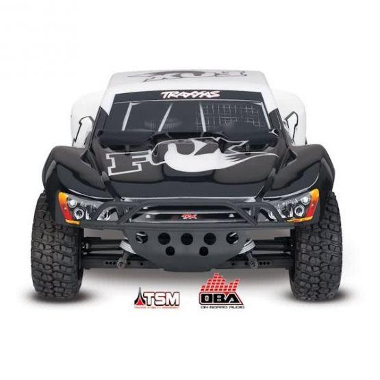 slash vxl 110 rtr 2wd short course truck fox racing 1 555x555 - Traxxas Slash VXL 4WD Fox Racing