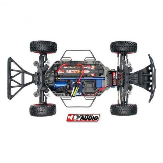 slash vxl 110 rtr 2wd short course truck fox racing 3 555x555 - Traxxas Slash VXL 4WD Fox Racing