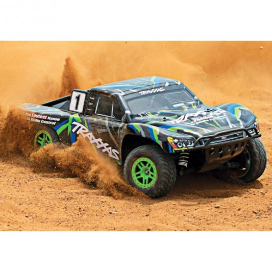 traxxas slash 4x4 rtr 4wd brushed short course truck 4 555x555 - Traxxas Slash 4X4 RTR 4WD Brushed