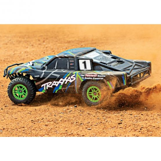 traxxas slash 4x4 rtr 4wd brushed short course truck 5 555x555 - Traxxas Slash 4X4 RTR 4WD Brushed