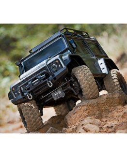 trx 4 scale trail crawler defender 4wd rtr w tqi radio 1 262x325 - TRX-4 Trail Crawler Defender 4WD RTR