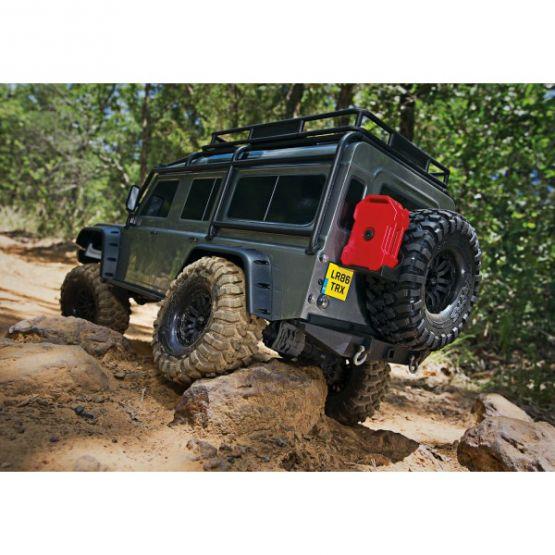 trx 4 scale trail crawler defender 4wd rtr w tqi radio 2 555x555 - TRX-4 Trail Crawler Defender 4WD RTR
