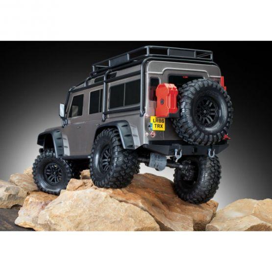 trx 4 scale trail crawler defender 4wd rtr w tqi radio 3 555x555 - TRX-4 Trail Crawler Defender 4WD RTR