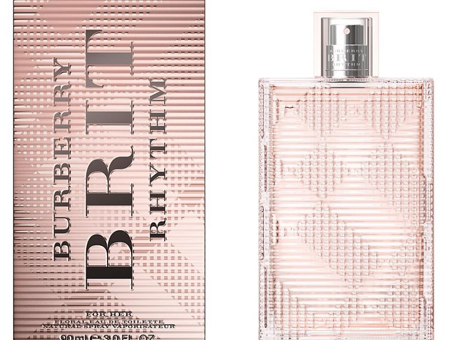 BURBERRY BRIT RHYTHM FOR HER 90 ML