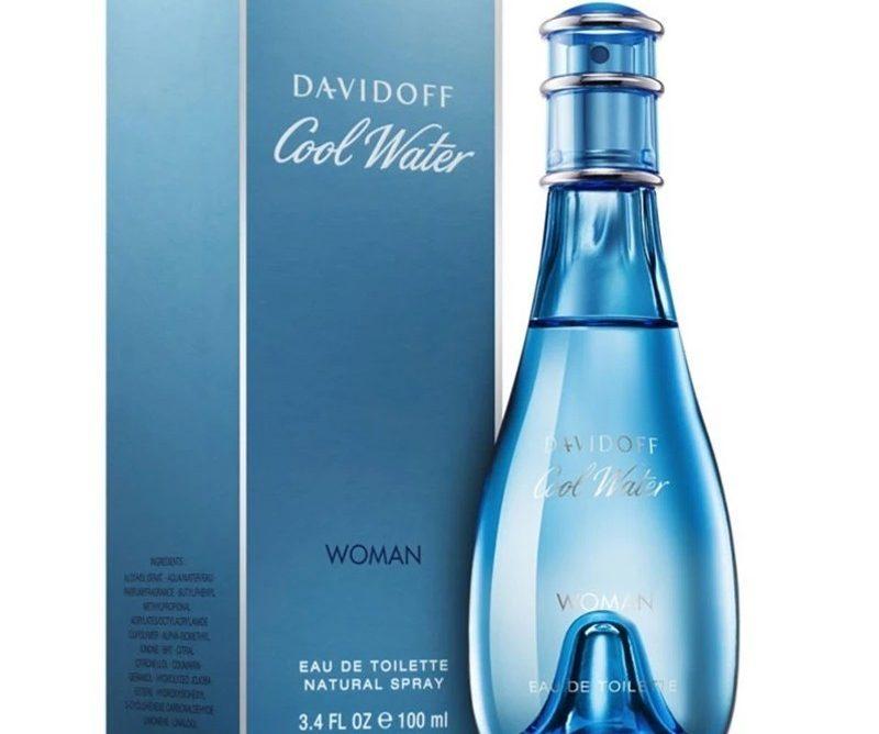 DAVIDOFF COOL WATER 100 ML