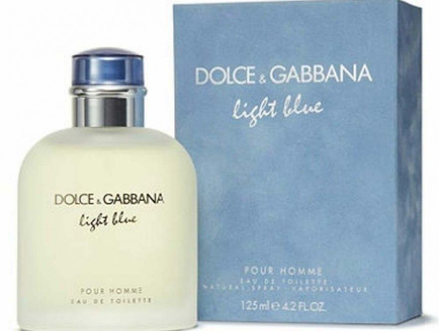 DOLCE & GABBANA LIGHT BLUE 125 ML