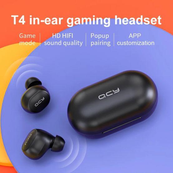 12908576491635787913 555x555 - QCY T4 Audifonos con Bluetooth 5.0 HD Hi-Fi
