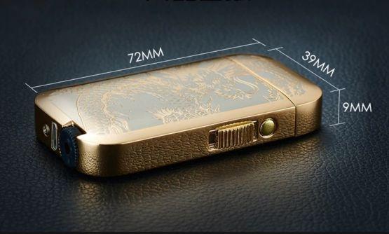 1835580521216234146 555x334 - Encendedor Lighter 2 En 1 Gas Y Arco De Plasma Recargable