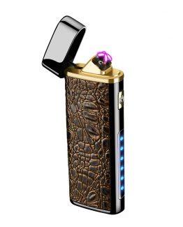 2647046871013758732 262x325 - Encendedor Electrónico de Doble Arco con linterna recargable