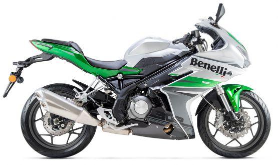 302R green web 555x329 - Motocicleta Deportiva Benelli 302R Modelo 2019