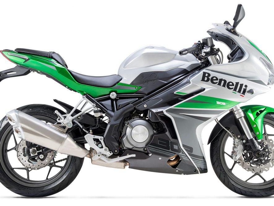 Motocicleta Deportiva Benelli 302R Modelo 2019