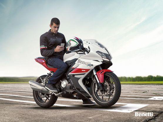 302R adsweb 23 555x416 - Motocicleta Deportiva Benelli 302R Modelo 2019