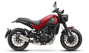 Leoncino RED 300x178 - Motocicleta Benelli Leoncino 500cc Modelo 2019