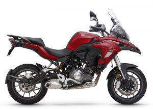 TRK 502 RED 300x214 - Motocicleta Benelli TRK 502 500cc Modelo 2020