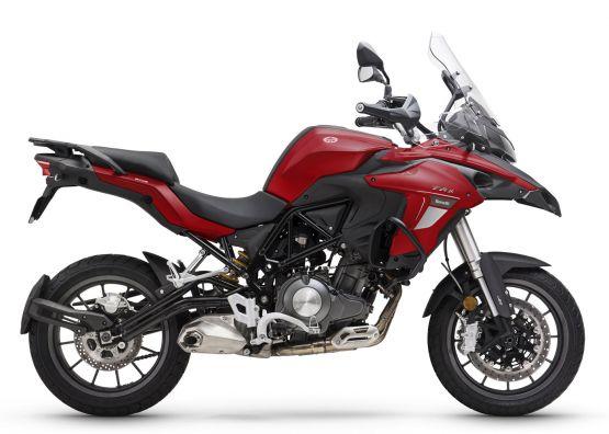 TRK 502 RED 555x396 - Motocicleta Benelli TRK 502 500cc Modelo 2020