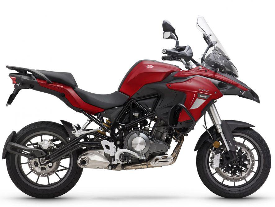 Motocicleta Benelli TRK 502 500cc Modelo 2020