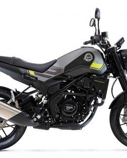 leoncino250 gray 262x325 - Motocicleta Benelli Leoncino 250cc Modelo 2020