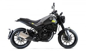 leoncino250 gray 300x178 - Motocicleta Benelli Leoncino 250cc Modelo 2020