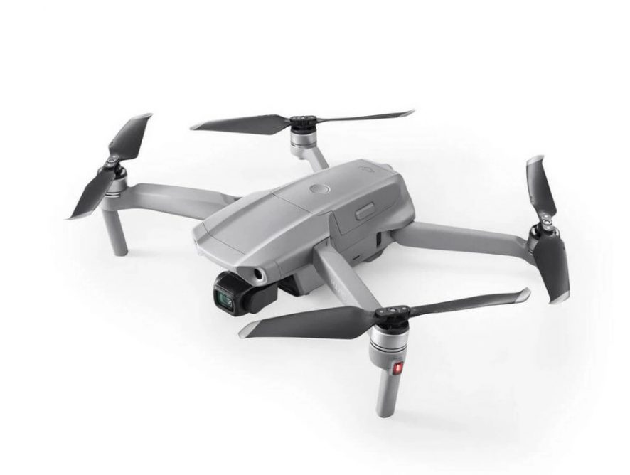 DJI Mavic Air 2 FPV 4K 60fps 3-axis Gimbal