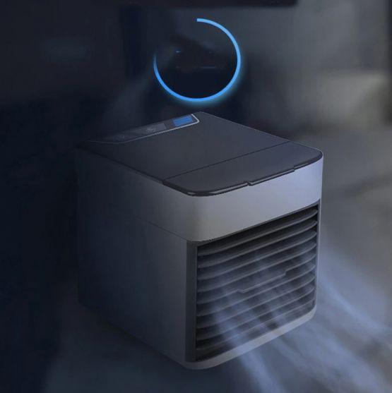 Bakeey aire acondicionado portatil usb 3 555x557 - Bakeey USB Aire Acondicionado Portatil y Humidificador