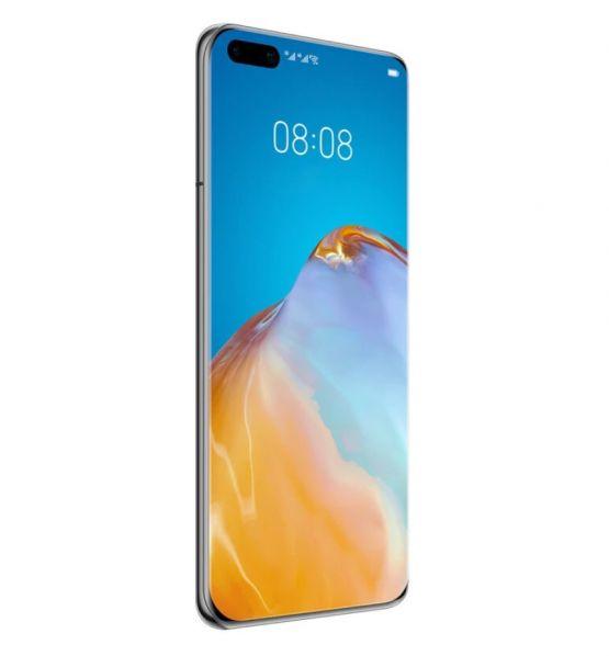 Celular Huawei Smartphone P40 Pro 8GB 256GB Kirin 990 5G Wifi 6 4 555x598 - HUAWEI P40 Pro 6.58'' 50MP Quad Rear Camera 8GB 256GB WiFi 6 NFC Kirin 990 5G Octa Core