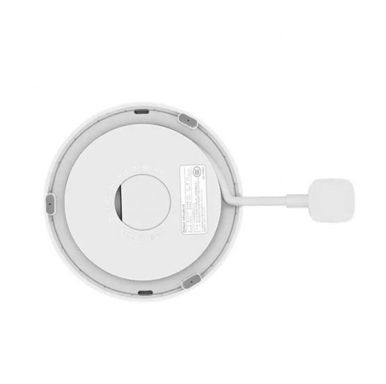 Hervidor de agua Xiaomi Mijia 1a Kettle Hervir 1.5L Acero Inoxidable 4 555x551 - Hervidor Eléctrico Inteligente Xiaomi Mijia 1A 220V 1800W de Ebullición rápida 1.5L acero inoxidable