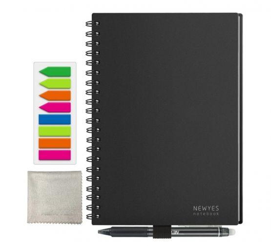 Newyes A5 Libreta Reusable Notebook Smart business office Magica 2 555x505 - NEWYES A5 Smart NoteBook Reusable Libreta Magica