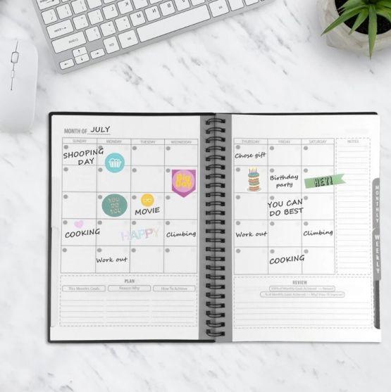 Newyes A5 Libreta Reusable Notebook Smart business office Magica 4 555x557 - NEWYES A5 Smart NoteBook Reusable Libreta Magica