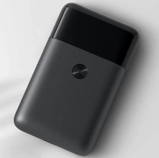 Rasuradora electrica xiaomi mijia mini shaver 2 555x554 - Afeitadora Xiaomi Mijia Portable Dual Blade Electrica