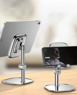 Soporte Baseus para tableta smartphone celular ajustable metal para iphone ipad samsung 262x325 - Soporte Baseus para Tableta y Celular de 4.0-12.9 pulgadas
