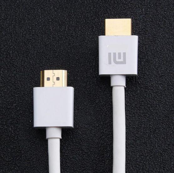 Xiaomi XY H 4K HD HDMI Cable TV Consola 2 555x552 - Xiaomi XY-H-1.5 3M 4K HD Cable de datos para TV y Consolas