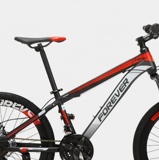 Xiaomi Youpin Forever P10 Bicicleta Montana 3 555x561 - Xiaomi Youpin FOREVER P10 22/24Pulgadas 24 Velocidades Bicicleta de Mountaña Off-road
