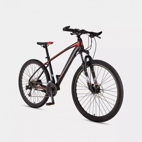 Xiaomi Youpin Forever R06 9 Bicicleta Montana 3 555x557 - Xiaomi Youpin FOREVER R06-8 33-Velocidades 26 Pulgadas Bicicleta de Mountaña Off-road