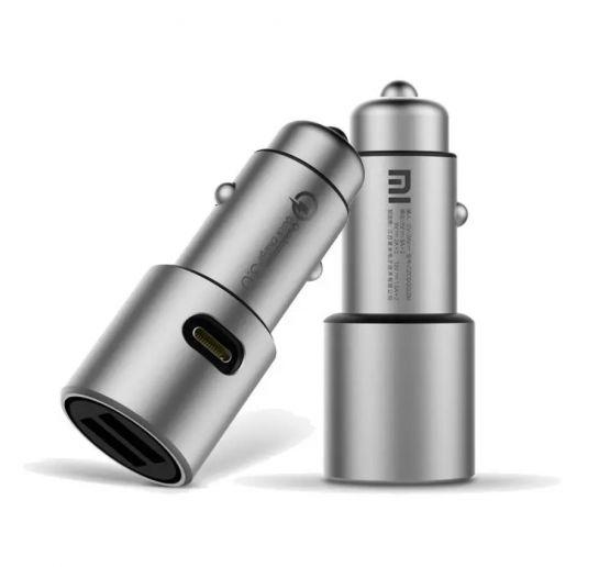 Xiaomi cargador QC3 Dual USB Quick Charge 555x516 - Xiaomi QC3.0 X2 De aluminio USB Dual Quick Charge Cargador